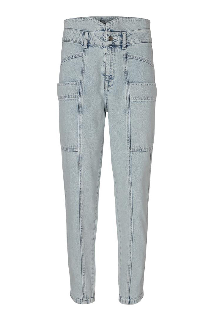 Ocean Jeans - Denim Blauw-1