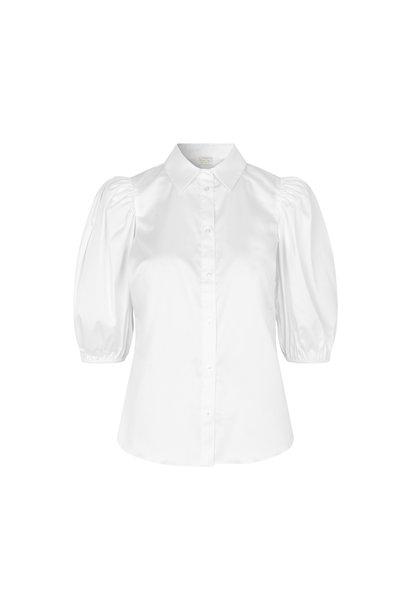 Kira Short Sleeve Shirt - White