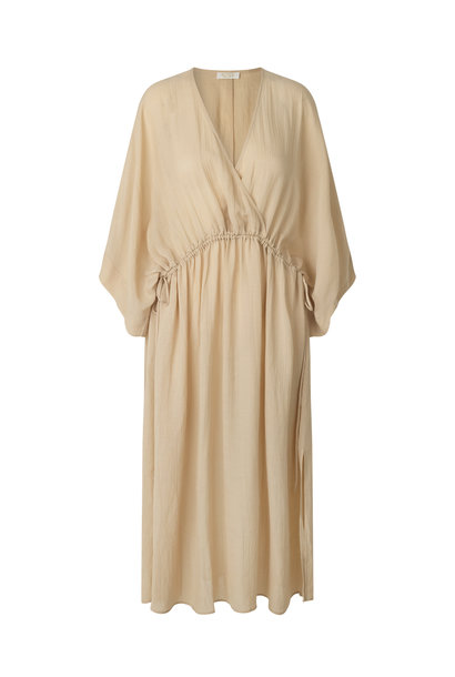 Tamia Dress - Beige