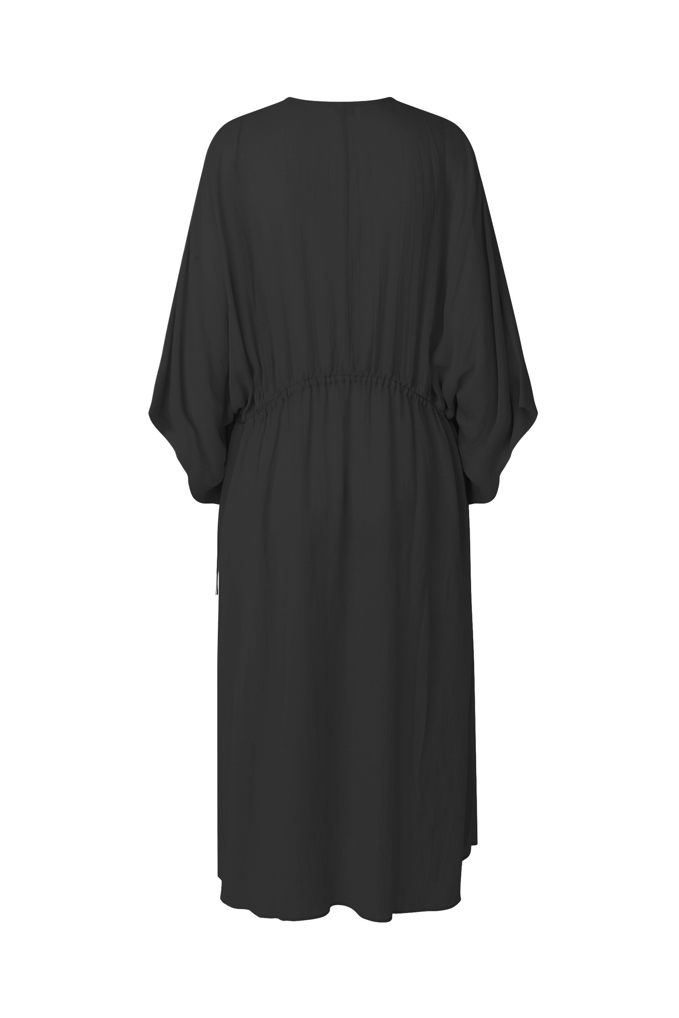 Tamia Dress - Black-2