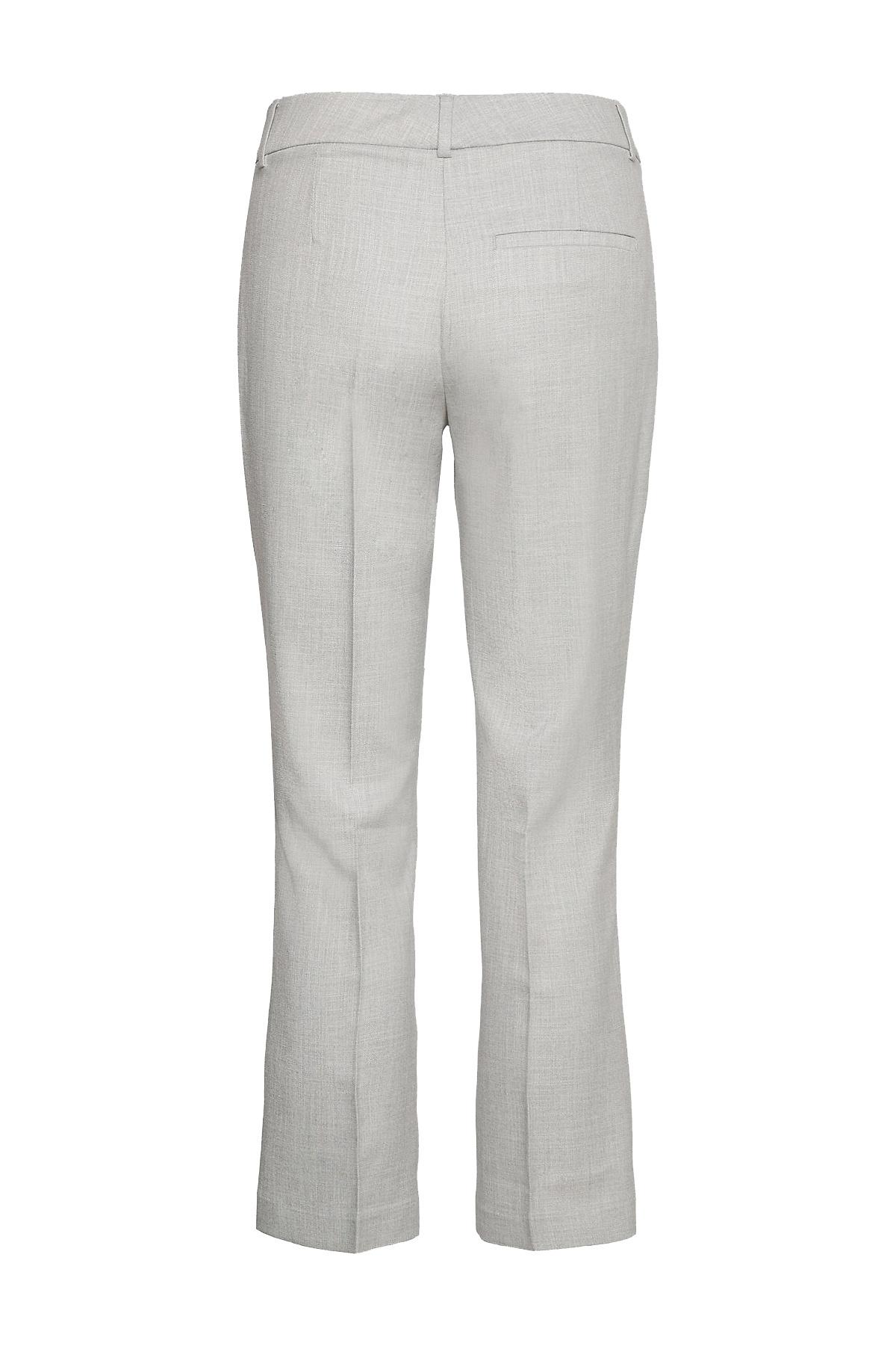 Clara Crop 721 Pant - Grey Melange-7