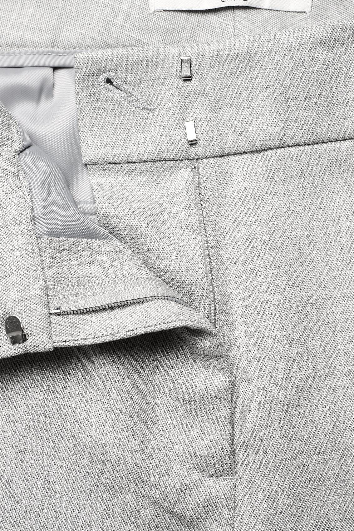 Clara Crop 721 Pant - Grey Melange-9