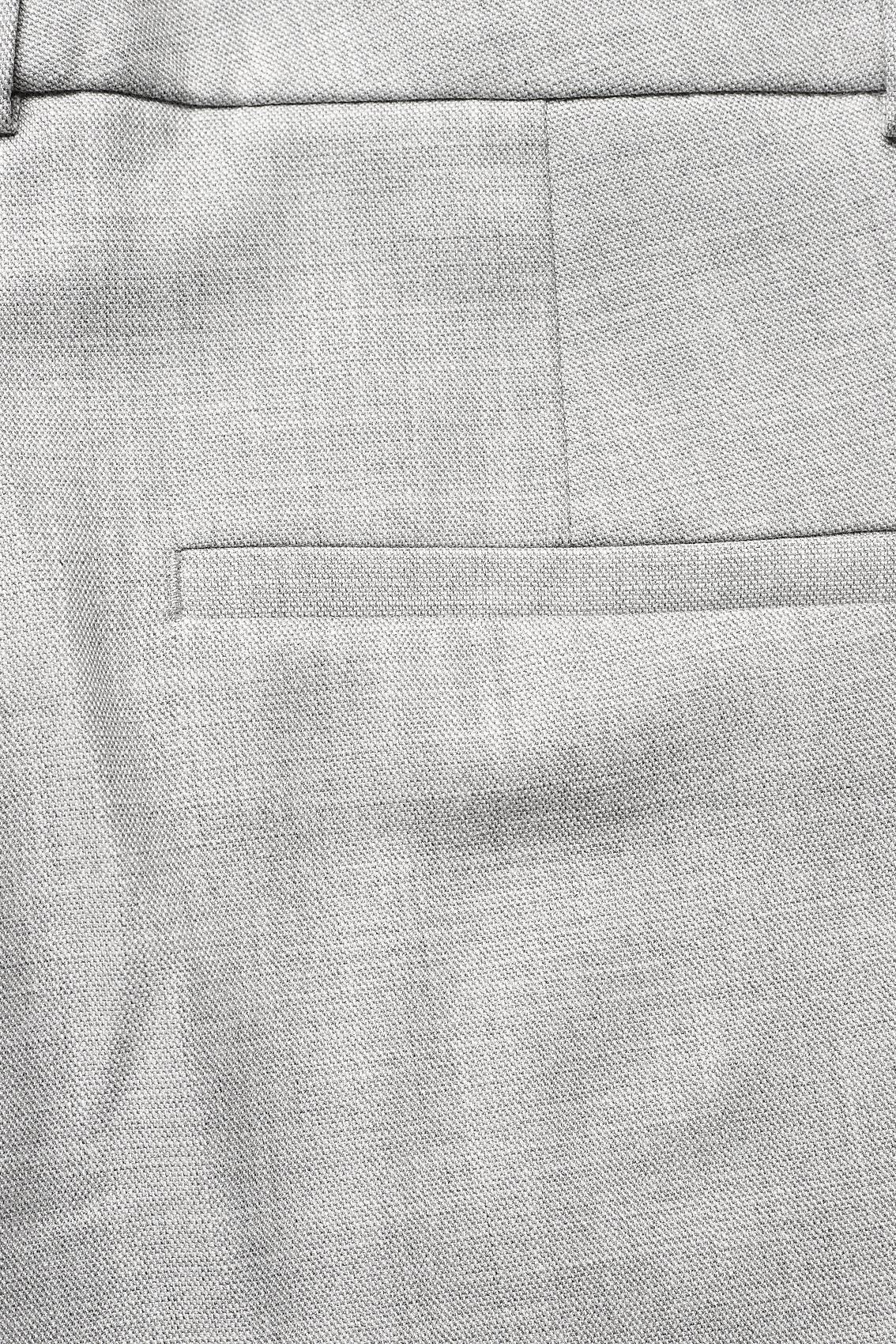 Clara Crop 721 Pant - Grey Melange-10