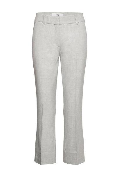 Clara Crop 721 Pant - Grey Melange