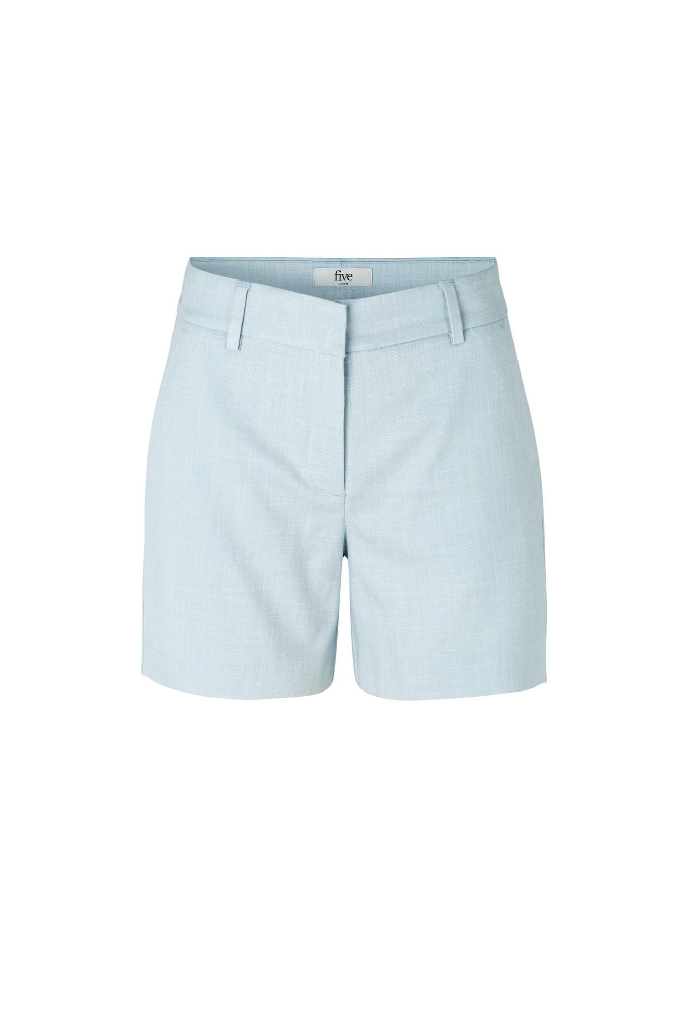 Dena Shorts 721 - Sky Blue Melange-1