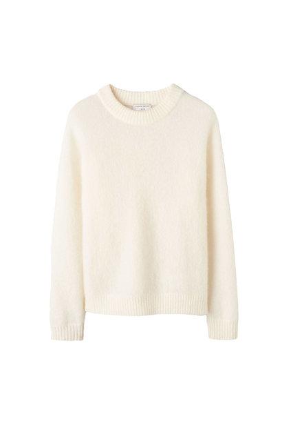 Gwynn Pullover - Pure White