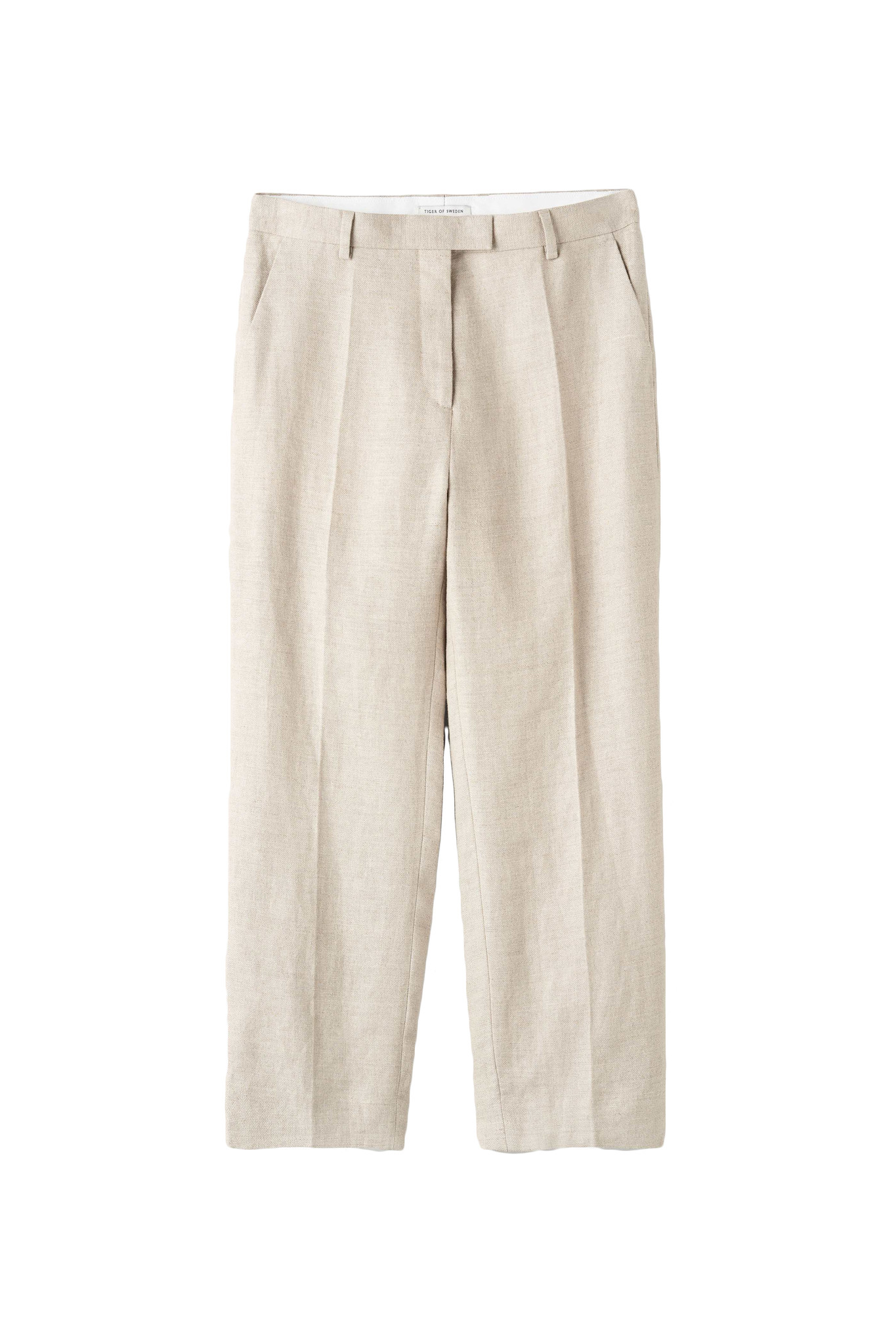 Thera Trousers - Feather-1