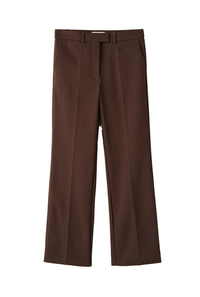 Noora 3 Trousers - Noon Plum