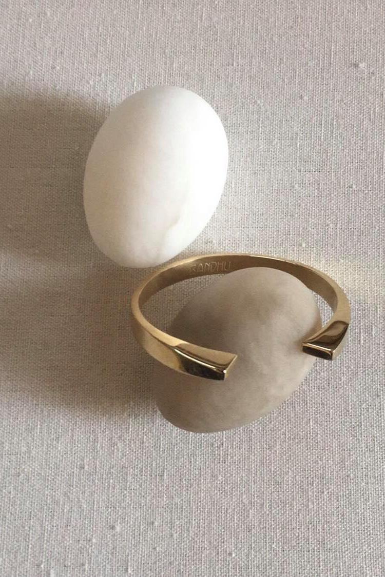 Vinyasa Bracelet - Gold-5
