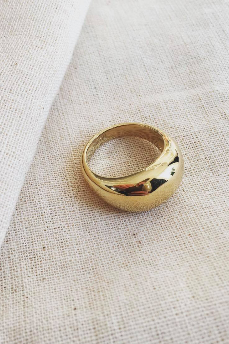 Bouble Ring - Gold-6