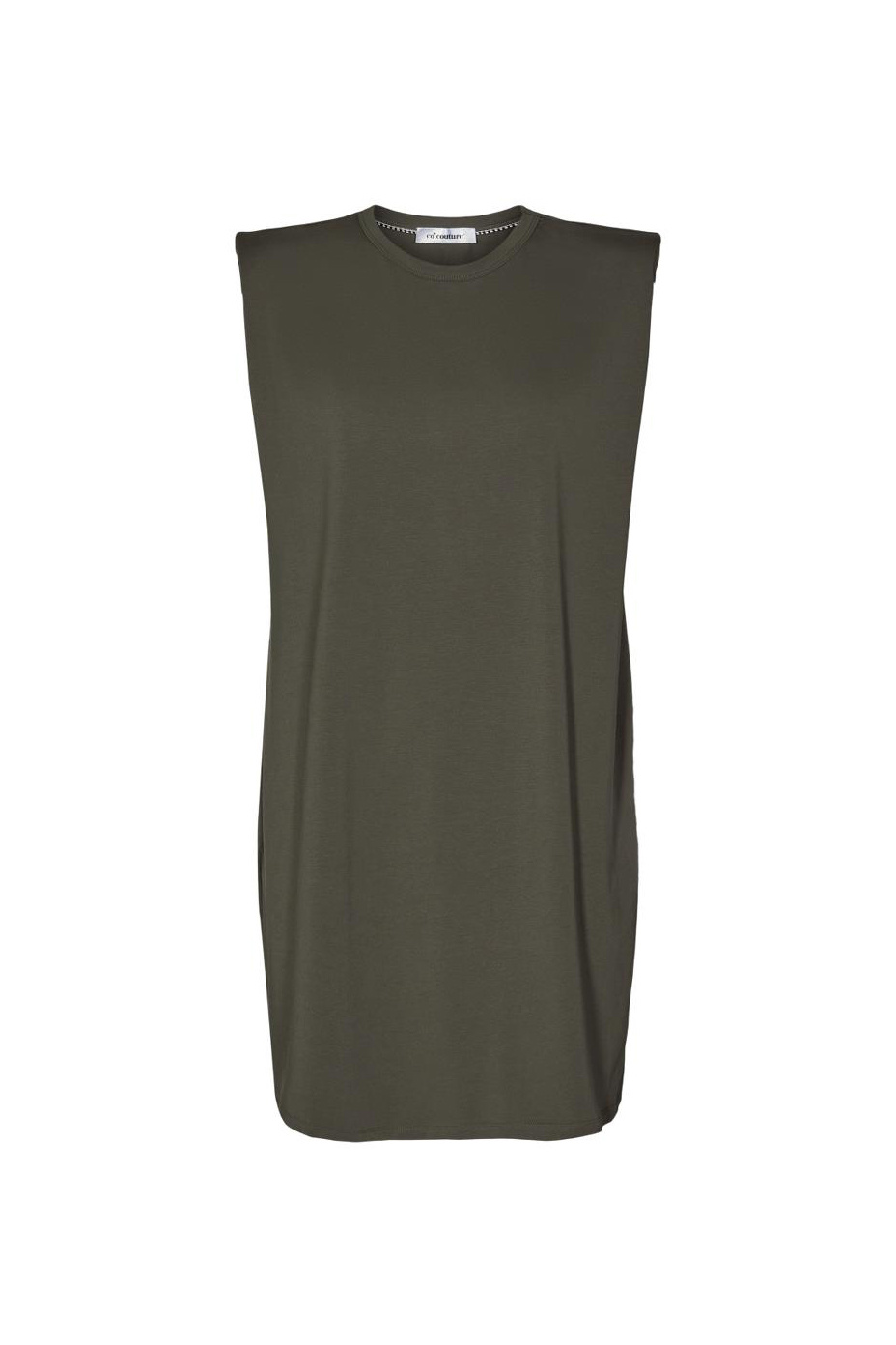 Eduarda Tee Dress - Army-1
