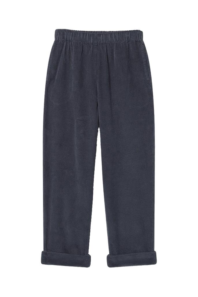 Padow Trouser - Zinc-1