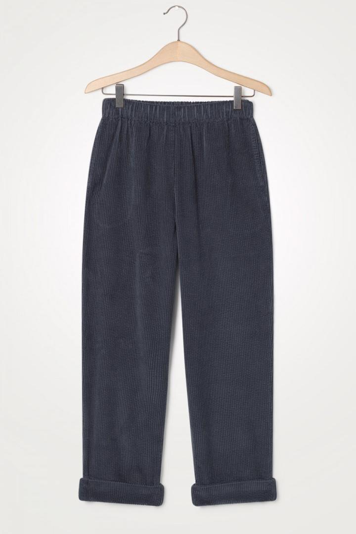 Padow Trouser - Zinc-2