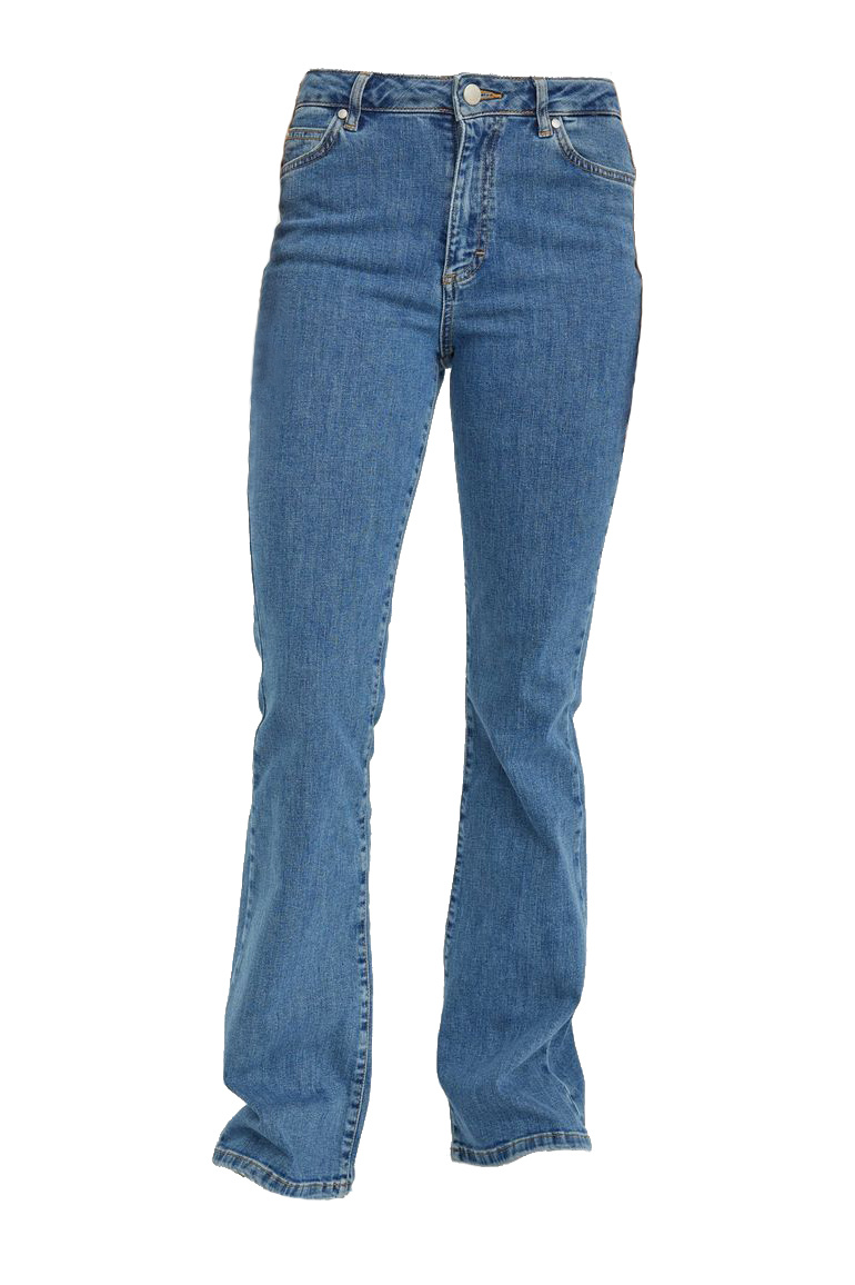 Naomi 241 Jeans - Wave Blue-1