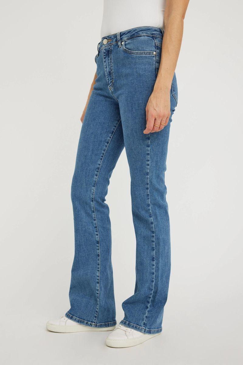 Naomi 241 Jeans - Wave Blue-4