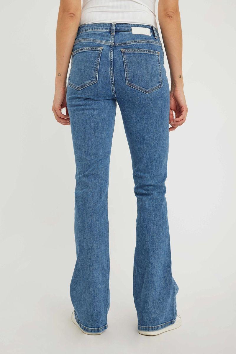 Naomi 241 Jeans - Wave Blue-5