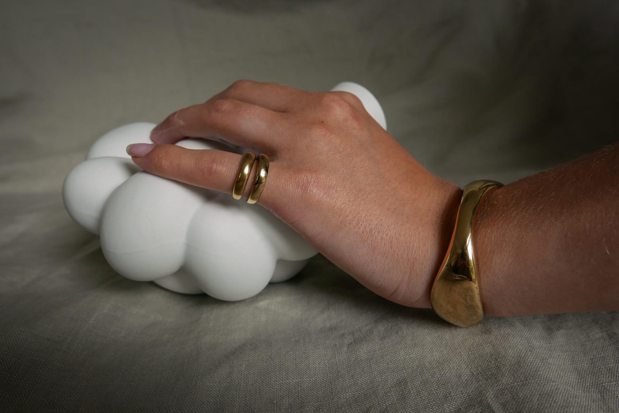 Embrace Armband - Goud-4