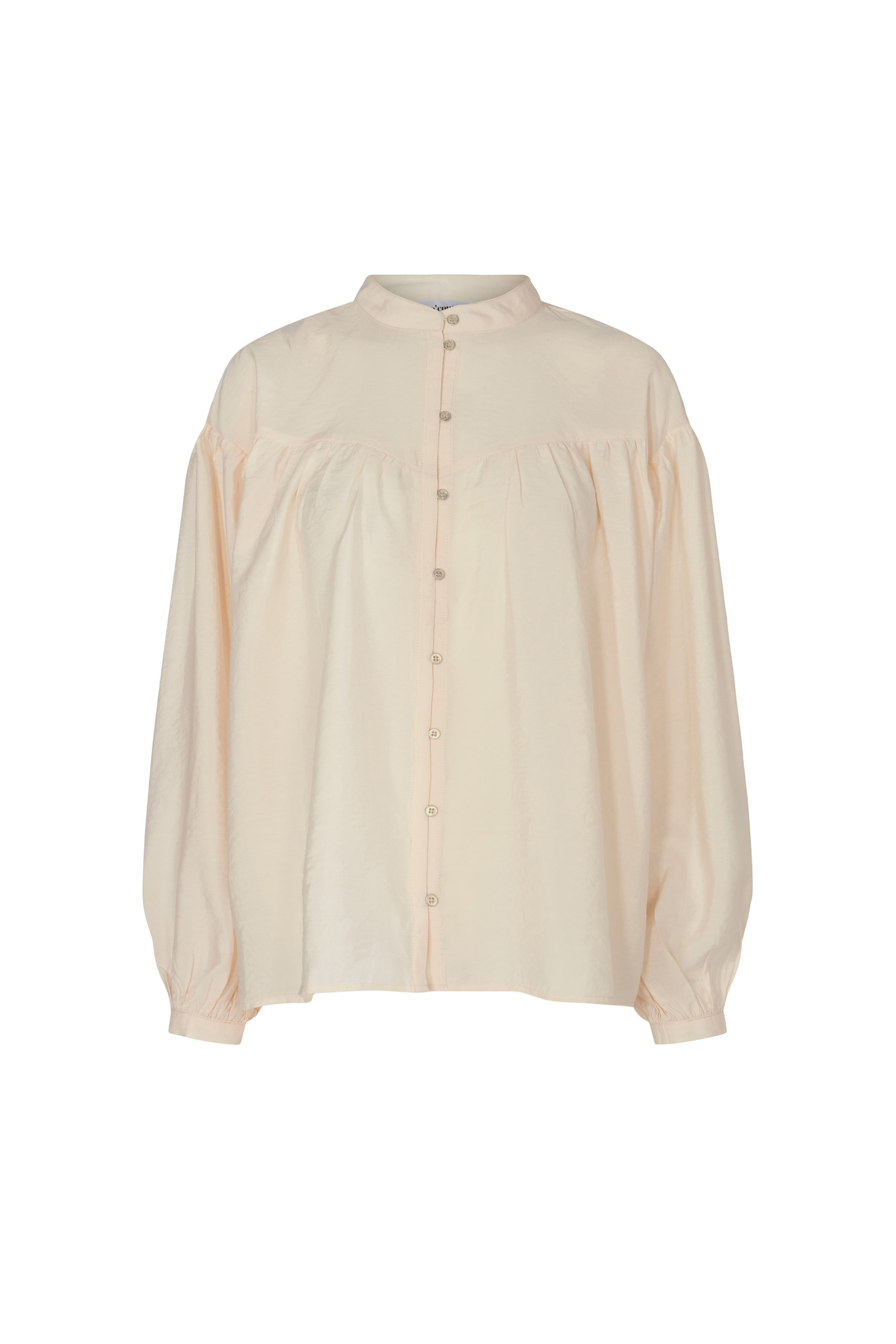 Callum Shirt - Powder-1