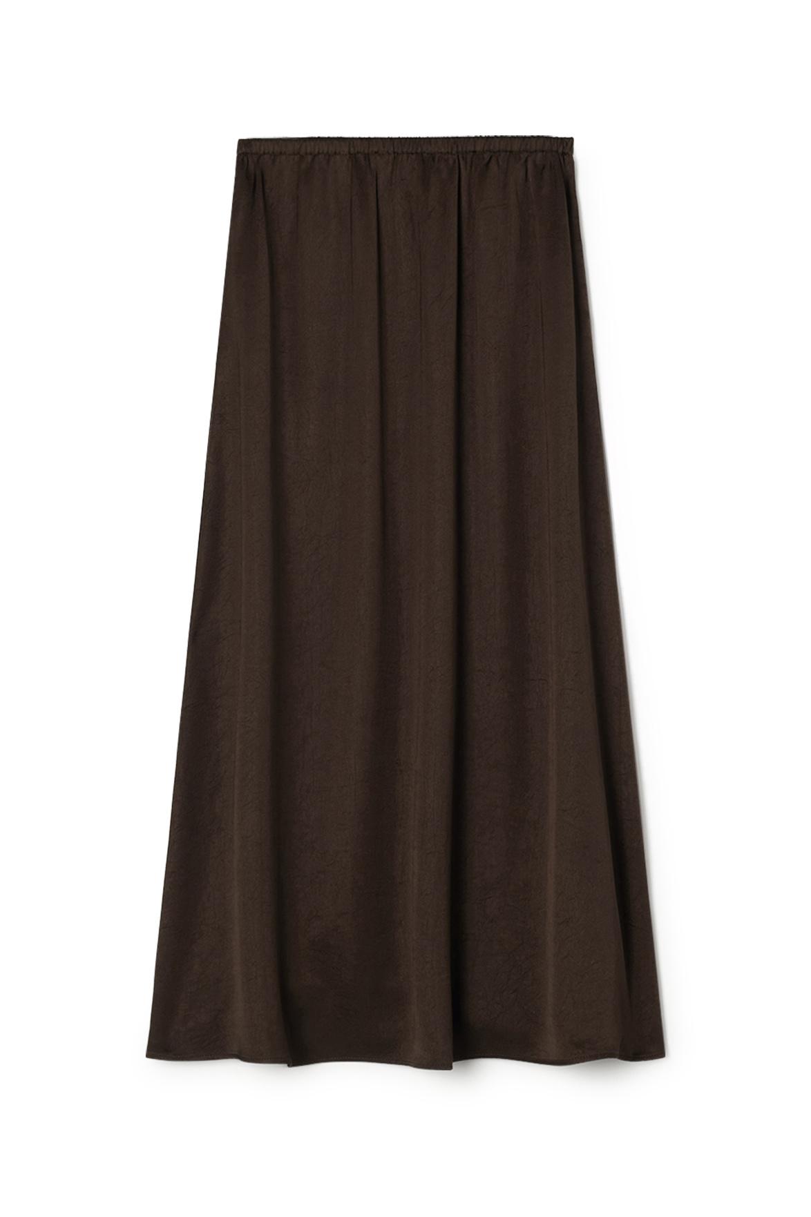 Widland Skirt - Chocolate-1