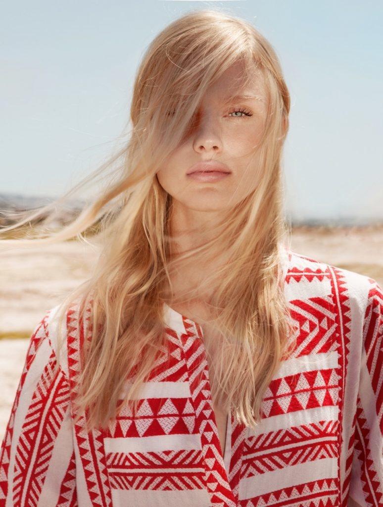 Short Dress Ella - Red-6