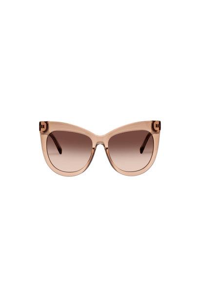 Hidden Treasure Sunglasses - Tan