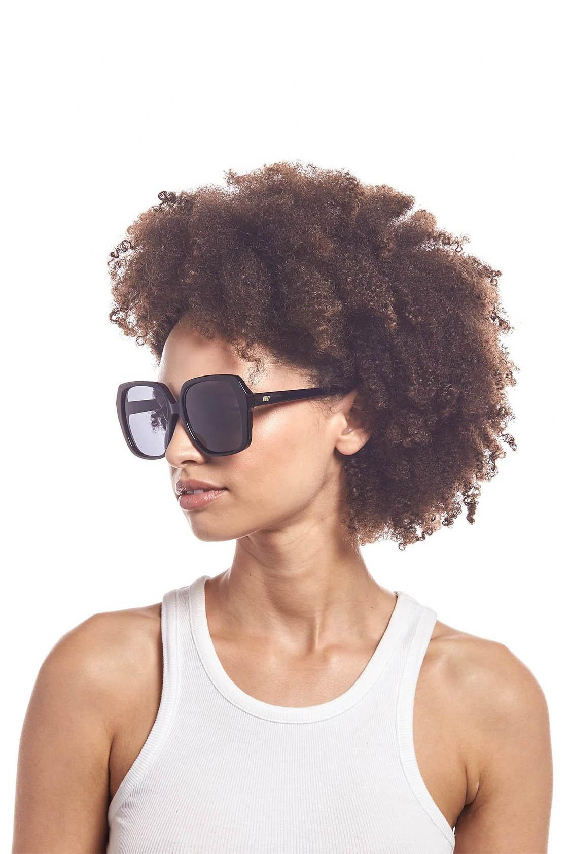 Frofro *Polarized* Sunglasses - Black-4