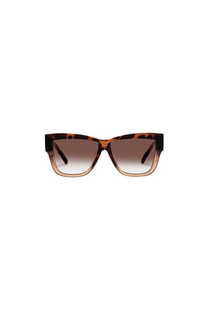 Total Eclipse Sunglasses - Tortoise Tan