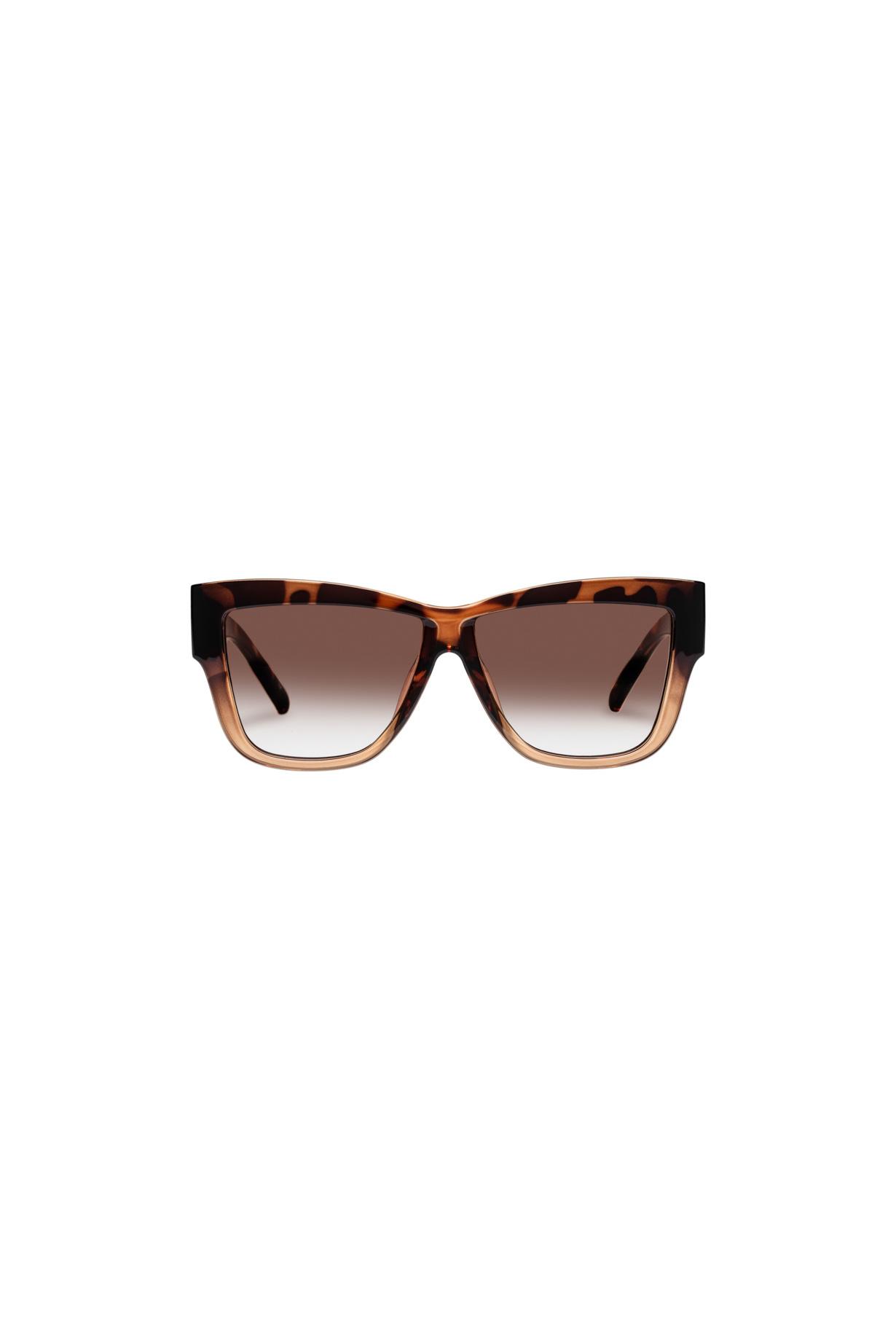 Total Eclipse Sunglasses - Tortoise Tan-1
