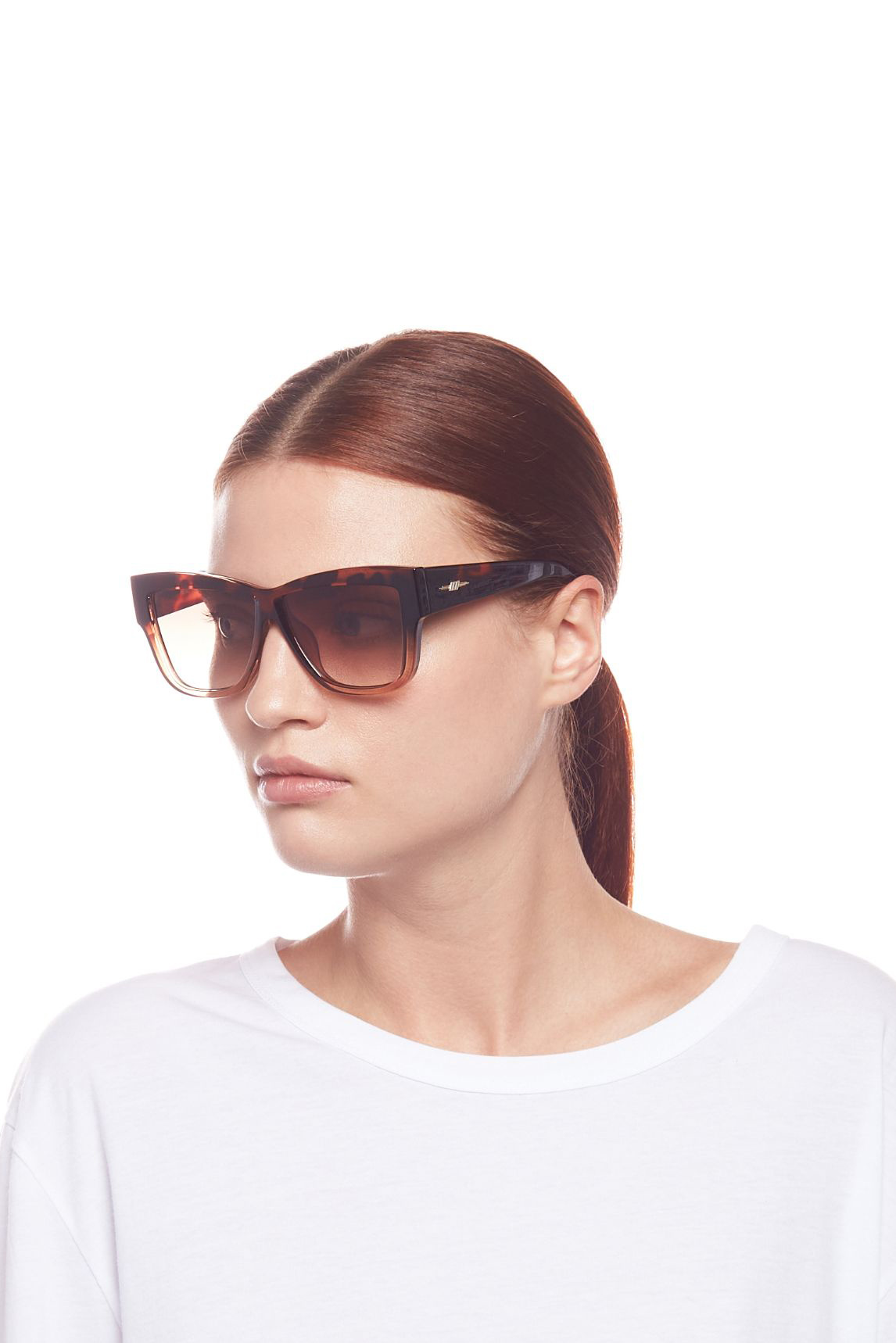 Total Eclipse Sunglasses - Tortoise Tan-4