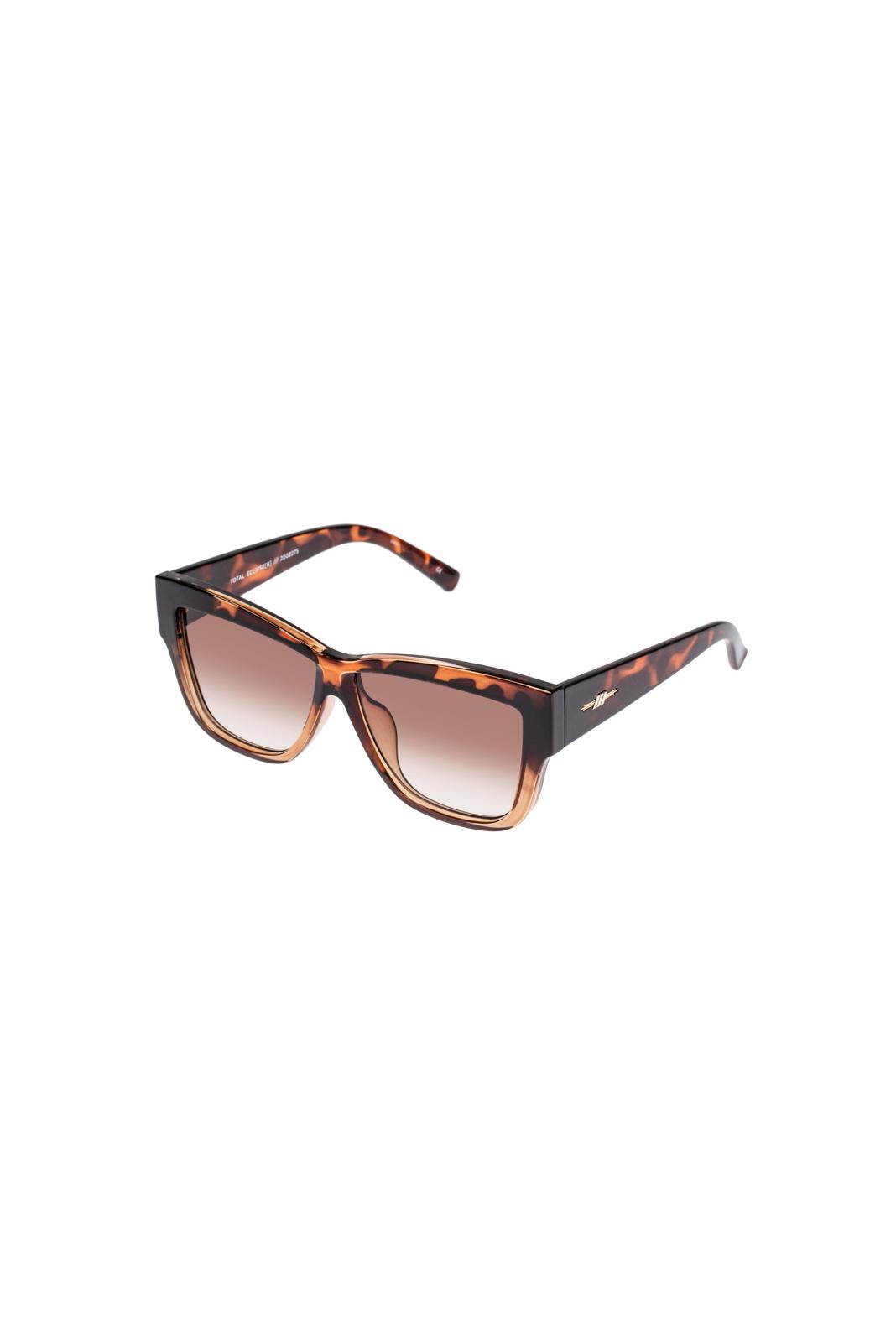 Total Eclipse Sunglasses - Tortoise Tan-3
