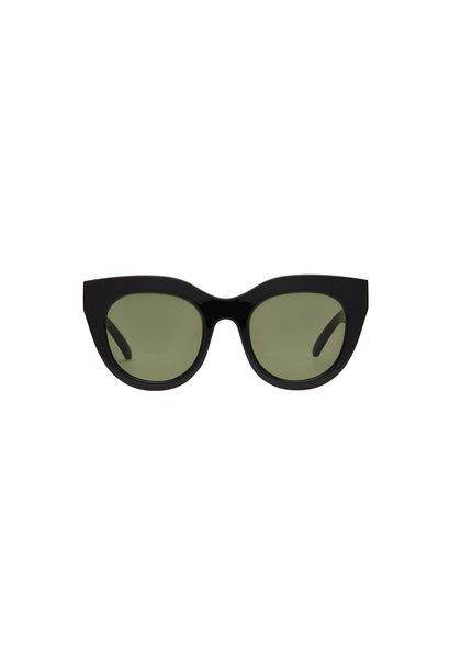 Air Heart Sunglasses - Black