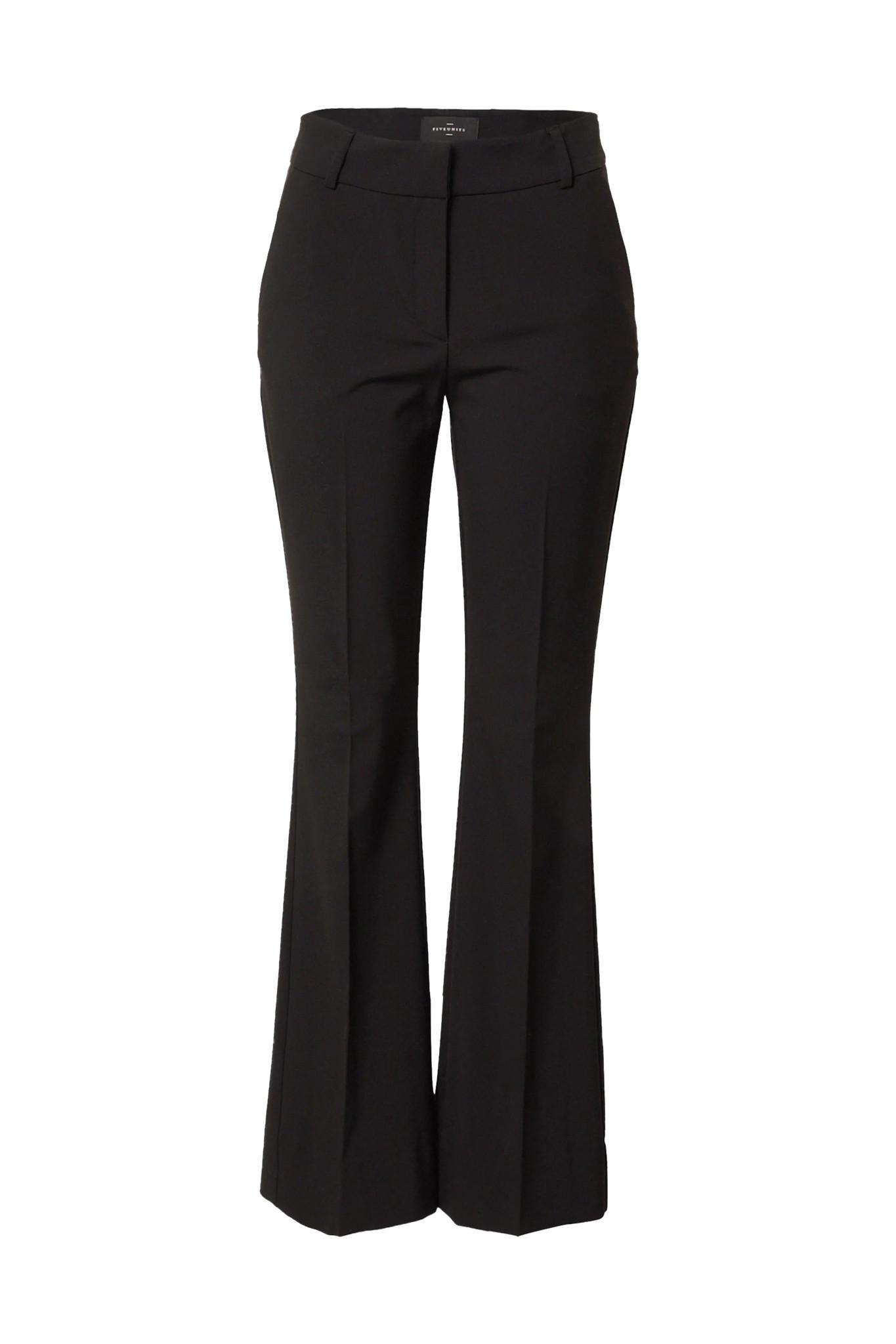Clara 285 Long Pants - Black Glow-1