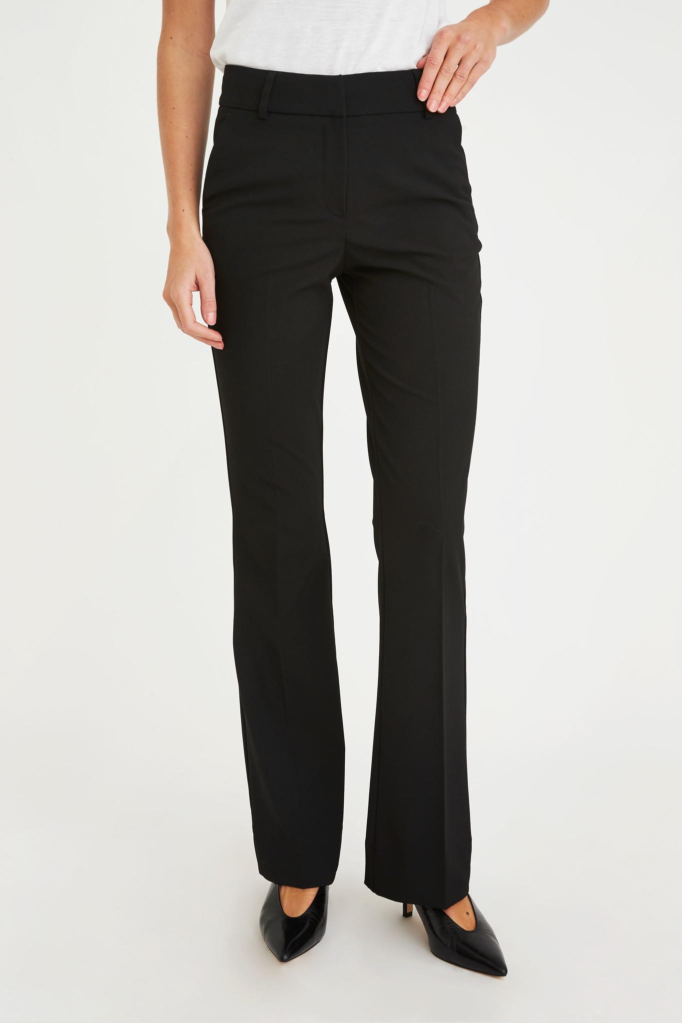 Clara 285 Long Pants - Black Glow-2
