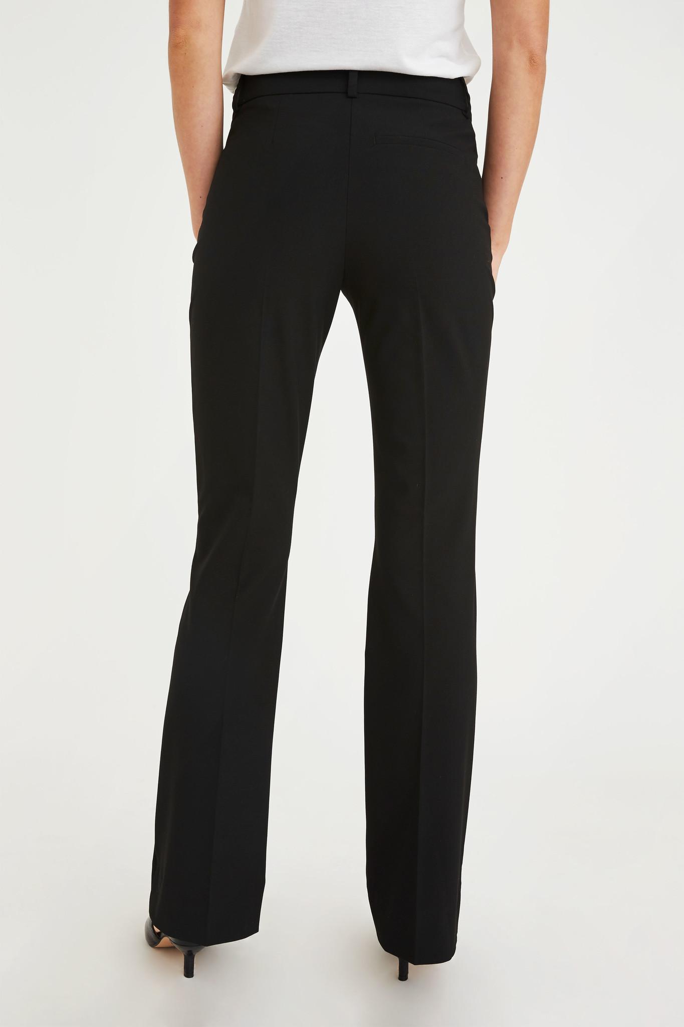 Clara 285 Long Pants - Black Glow-3