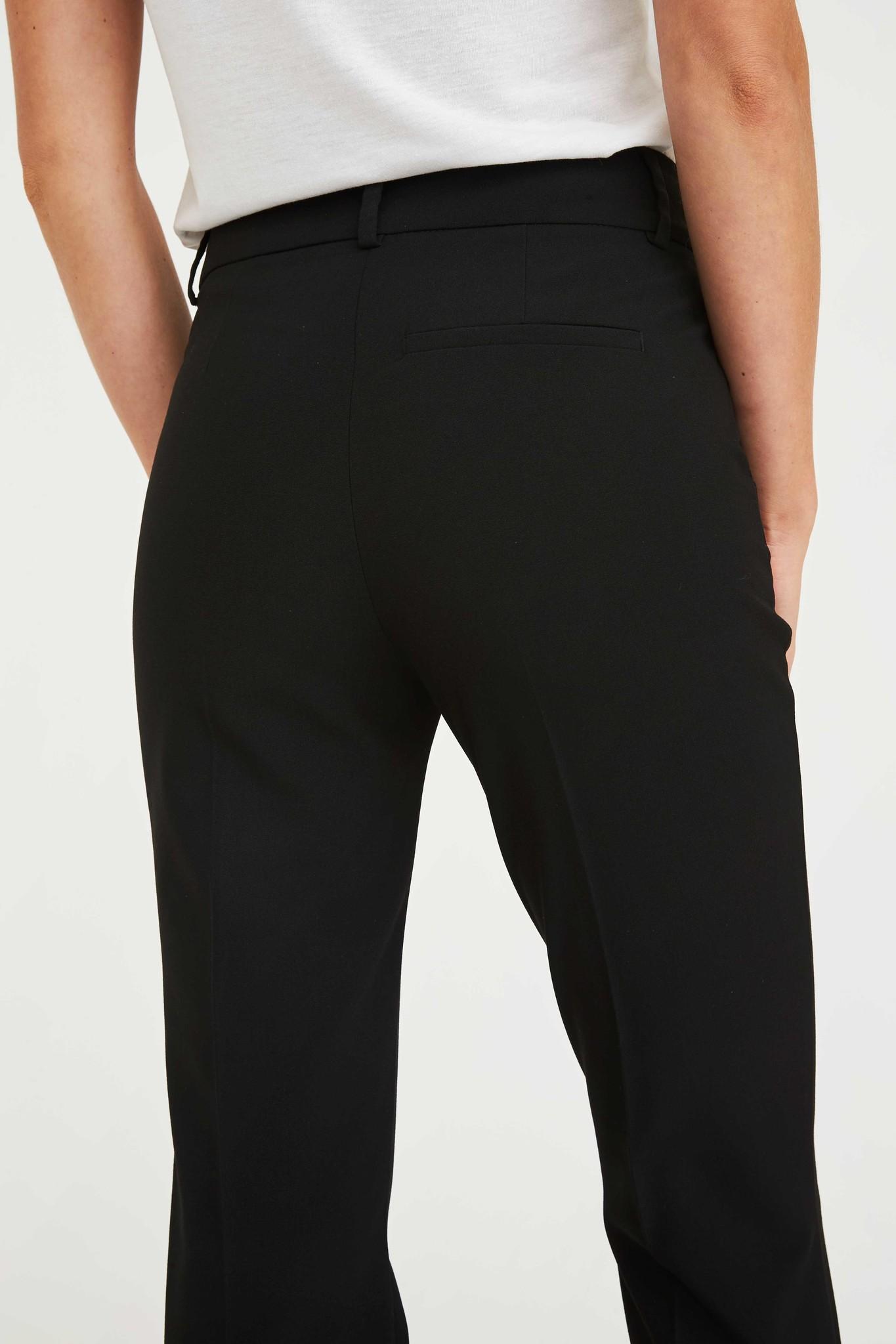 Clara 285 Long Pants - Black Glow-4