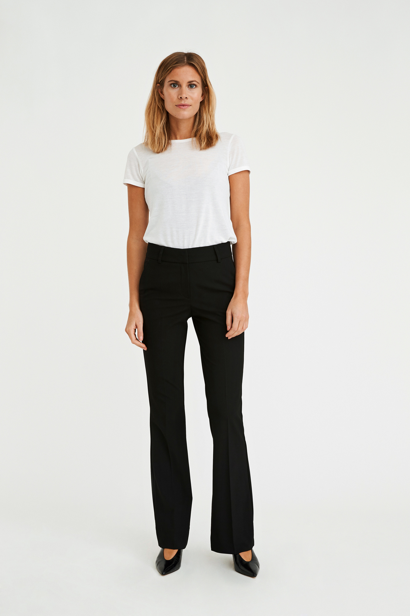 Clara 285 Long Pants - Black Glow-5