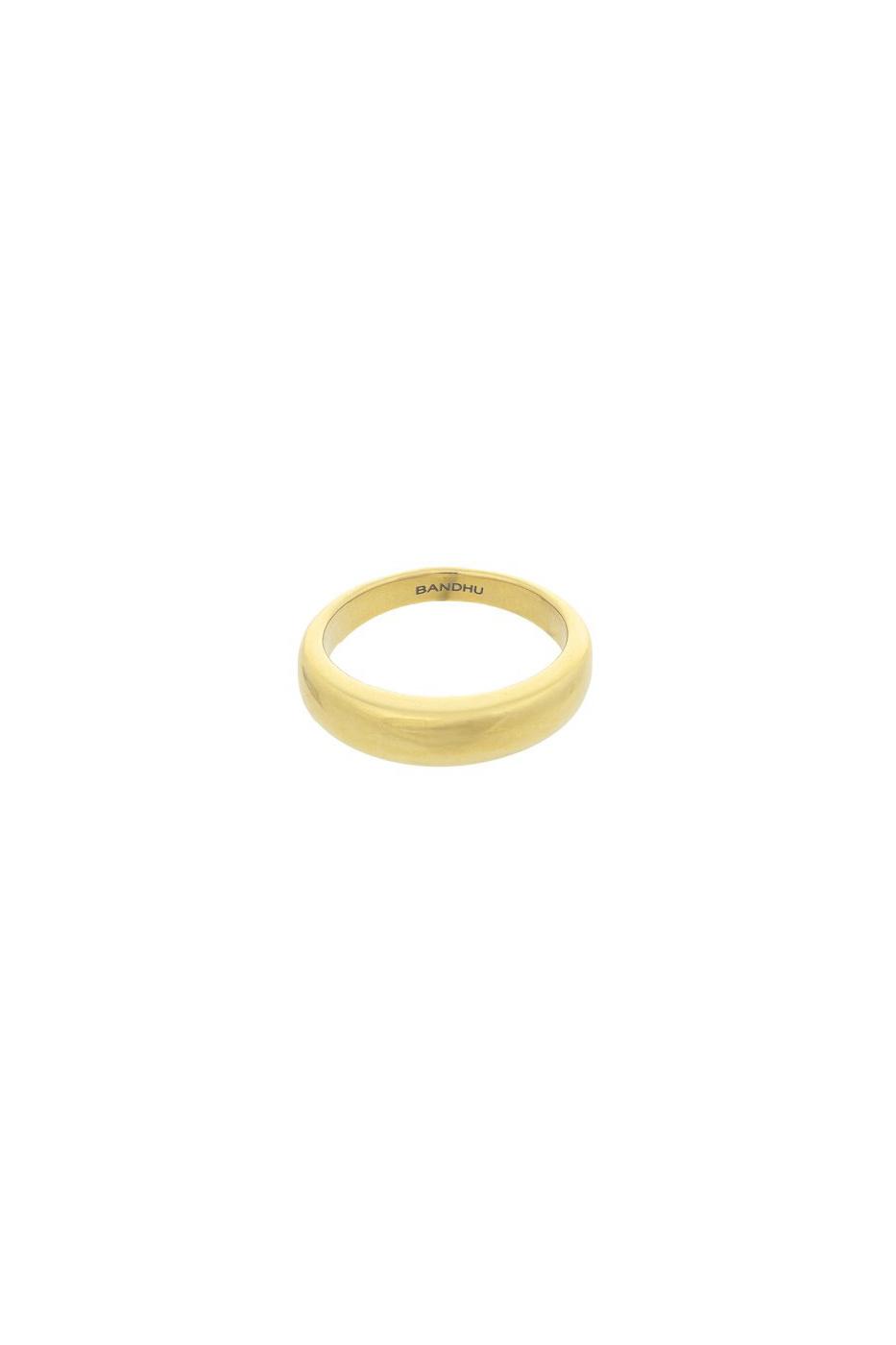 Pinkey Ring - Gold-3