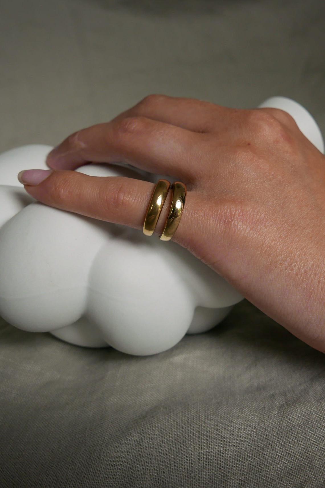 Pinkey Ring - Gold-2