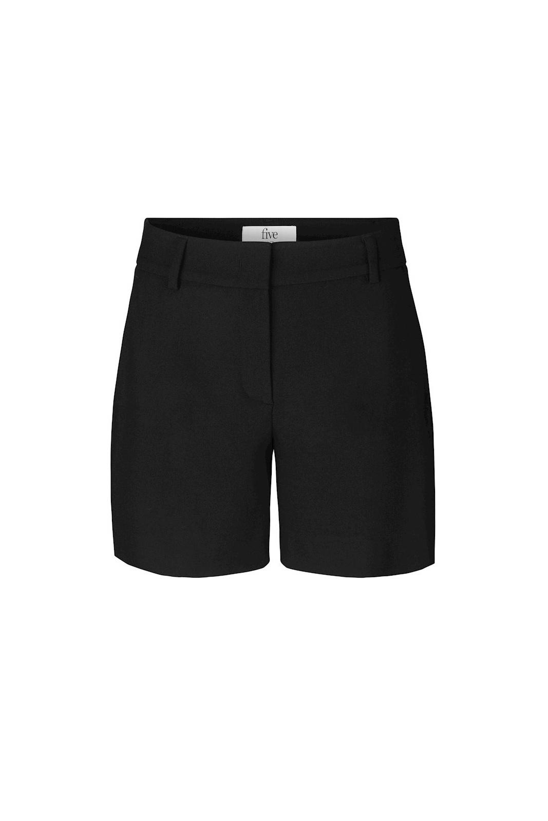 Dena Shorts 396 - Black-1