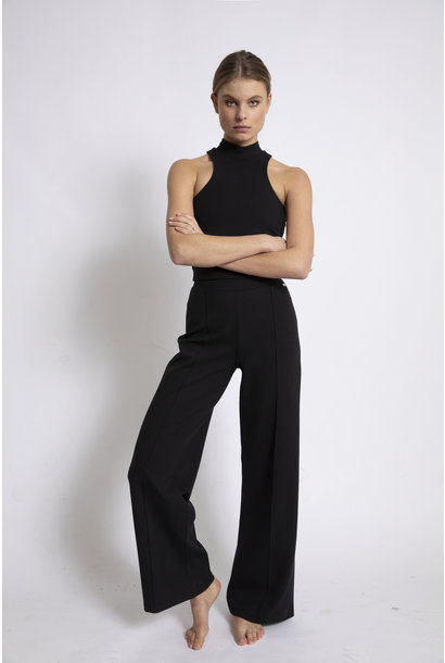 Donna Flare Pant - Black