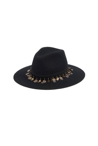 Hugo Hat - Black