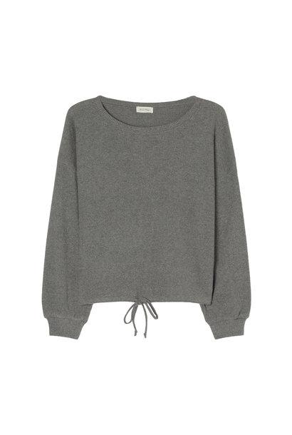 Riricake Sweater - Anthracite Chine