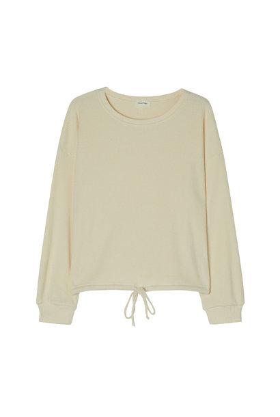 Riricake Sweater - Ecru Melange