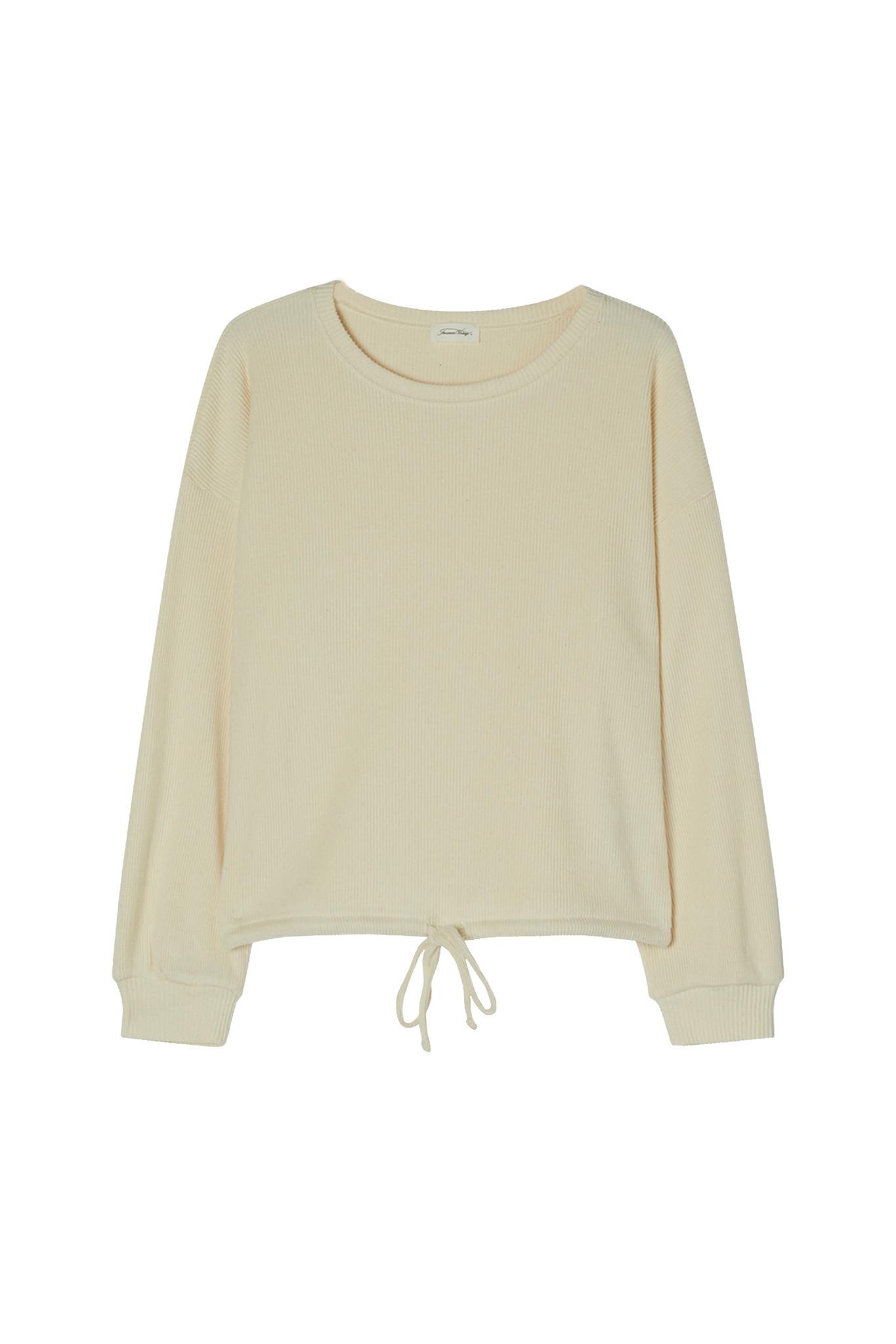 Riricake Sweater - Ecru Melange-1