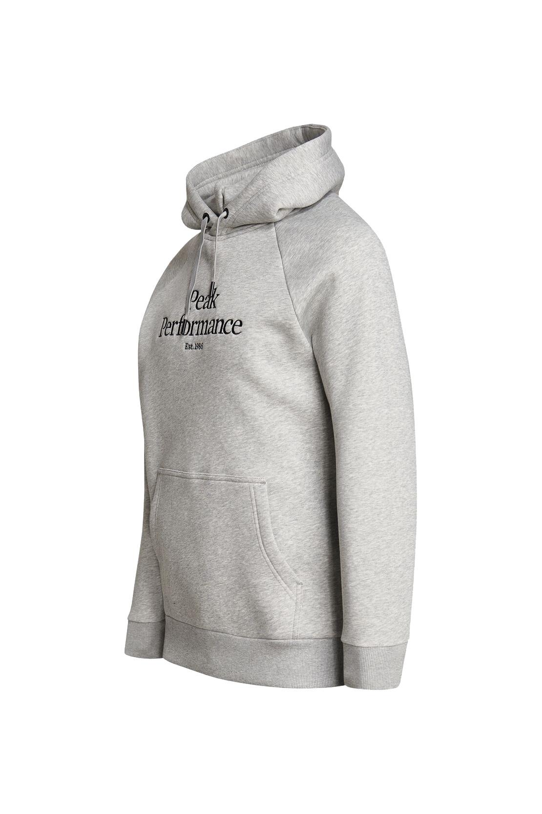 M Original Hood - Med Grey Melange-5