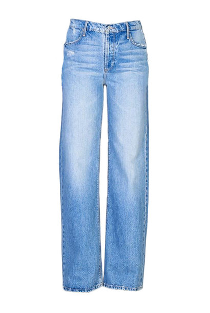 Riley High Rise Relaxed Jeans - Hypnotize