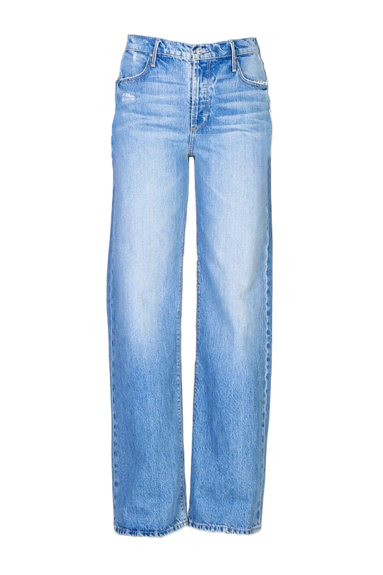 Riley High Rise Relaxed Jeans - Hypnotize-1