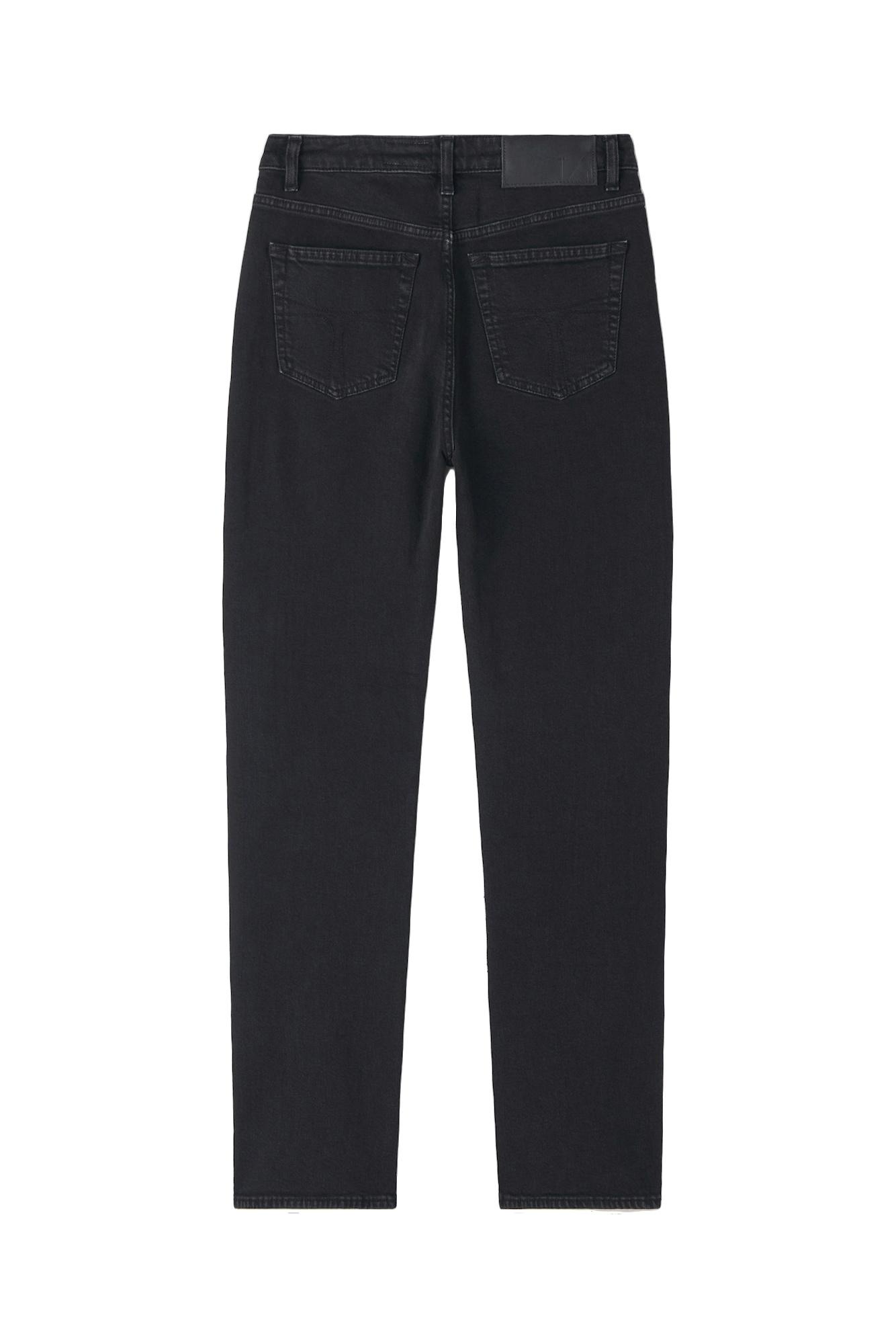 Meg Jeans - Black-5