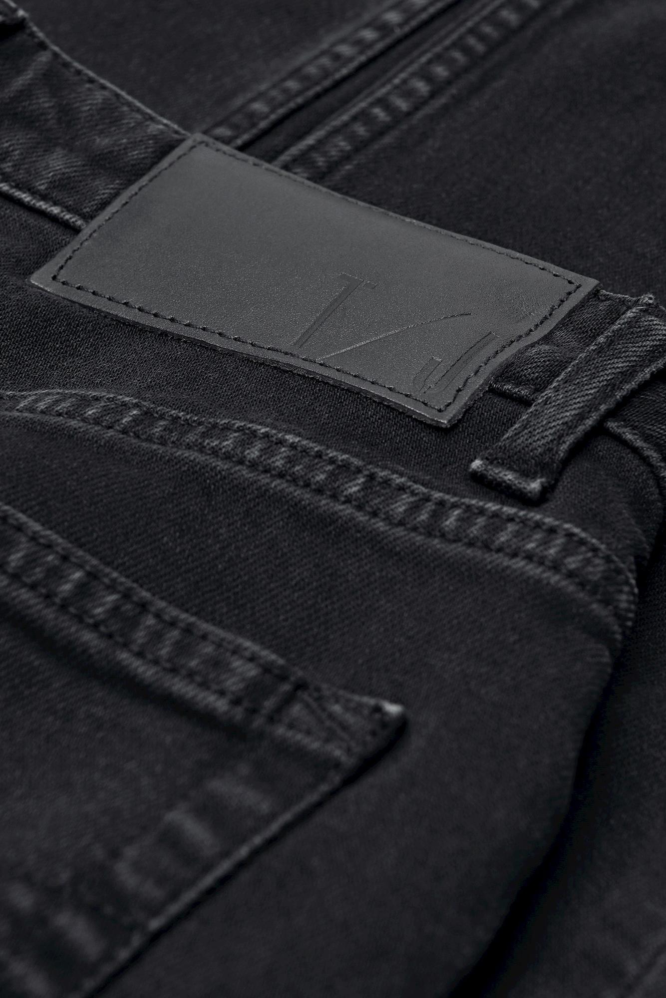 Meg Jeans - Black-4