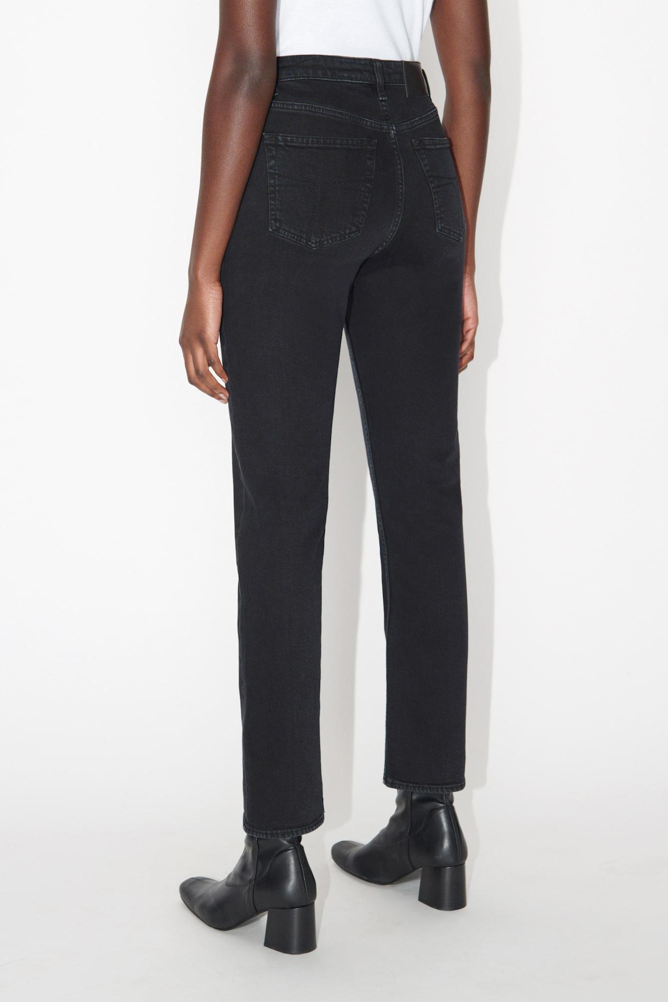Meg Jeans - Black-3